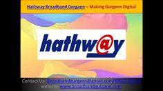 Hathway broadband Gurgaon