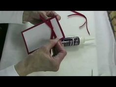 Video: 'Perfect' knots for cards