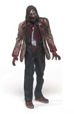 Figura The Walking Dead TV. Zombie Autopsy, serie 3, 15cm. McFarlane