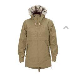 Classic Fjallraven G-1000 Original New & trendy in sand color! Fjallraven Jackets & Coats