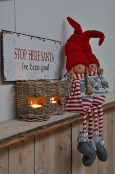 duendes navideños