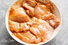 Best Chicken Fajitas - Cafe Delites Steak Fajitas, Fajita Chicken Marinade, Steak Fajita Recipe, Chicken Fajitas, Fish Recipes, Mexican Food Recipes, Whole Food Recipes, Yummy Recipes, Chicken Recipes