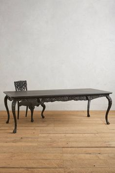 The Handcarved Menagerie Dining Table And More Anthropologie At Today Read Customer Reviews