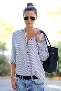 2 Le Fashion Blog 15 Crazy Cool Top Knots Bun Up Do Hair Hairstyle Inspiration Striped Shirt Ripped Jeans Chic Too Chic photo 2-Le-Fashion-Blog-15-Crazy-Cool-Top-Knots-Bun-Up-Do-Hair-Hairstyle-Inspiration-Striped-Shirt-Ripped-Jeans-Chic-Too-Chic.jpg