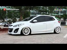 Modification Mazda2 a film by NgajedoxVideoGrapher