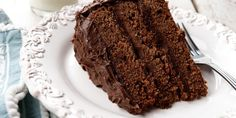 Devil's-Food-Cake - Our State Magazine  Recipes tested, propped and styled by Wendy Perry
