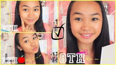 Amazing Middle School Makeup Tutorial! (6th, 7th & 8th Grade Looks)