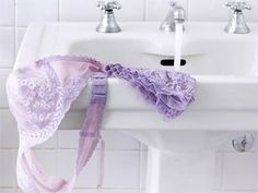 How {And How Often} To Wash Your Bras!  You might be surprised!  :-)