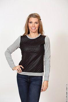 Tart Moira Sweatshirt $93.00 #sjc #scottsdalejeanco #fallfahion #winterfashion #tart #tartcollection