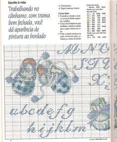 Solo Patrones Punto Cruz (pág. 332) | Aprender manualidades es facilisimo.com