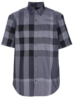 BURBERRY BRIT - Fred short sleeve shirt 6