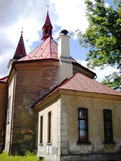Kostel sv. Jana Křtitele - Horní Polubný - Česko