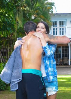 ♥♥♥  Is Catherine Sticking Around on Hawaii Five-0?  Alex O'Loughlin, Michelle Borth, Hawaii Five-0