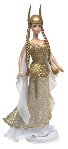 Dolls of the World Princess of the Vikings