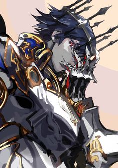 Risen King Chrom by kohiu