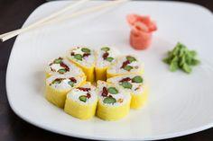 Grille 401 Fresh Asparagus Roll