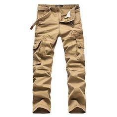 6a6b60b87eb Mens Outdoor Sport Pants Elastic Waist Soft Shell Warm Fleece Lining  Waterproof Quick-Dry Trouser