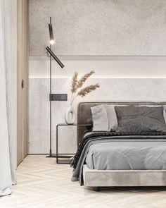 Interior Architecture, Interior Design, Futuristic, Behance, Bedroom, House, Ukraine, Furniture, Anna