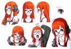 Futaba expression artwork