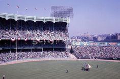 Yankee Stadium [I] - New York Stadium, Stadium Tour, Shea Stadium, Yankee Stadium, New York Giants Football, New York Yankees, Yankees Pictures, Baseball Park, Mickey Mantle