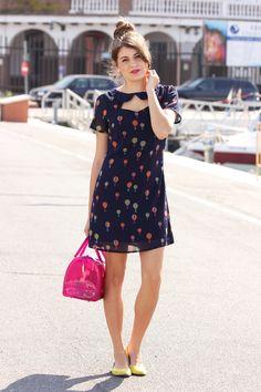 Look: Up&Away Dress - Angi Alzar - Trendtation