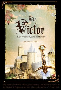 """""""The Victor"""" a great Medieval adventure with the battle between good and evil! By my friend Marlayne Giron, whose amazing writing rivals famous fiction writers. http://thevictor.tateauthor.com/ or http://www.amazon.com/Victor-Marlayne-Giron/dp/1607991845/ref=sr_1_1?s=books&ie=UTF8&qid=1402250719&sr=1-1&keywords=the+victor"""
