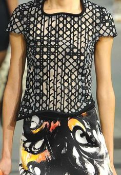 patternprints journal: PRINTS, PATTERNS AND SURFACES FROM NEW YORK FASHION WEEK (WOMAN COLLECTIONS SPRING/SUMMER 2015) / 3.1 Phillip Lim