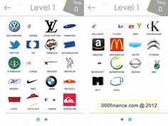 Barbie brand printable google flicker | Company Brand Logos Quiz Game Answers Level 1 - w.000finance.com