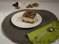 Cookie cheesecake {Battle Food #18} | cook and taste Cookie Cheesecake, Battle, Cooking, Desserts, Food, Kitchen, Tailgate Desserts, Deserts, Cheese Cookies