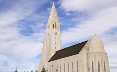 Iglesia Hallgrímskirkja #Reykjavik #Islandia