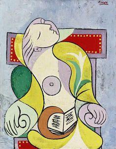 El cuadro 'La Lectura' de Picasso, vendido en Londres por más de 29,7 millones de euros