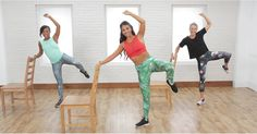 PopSugar - 30-Minute Barre Hop Dance Workout