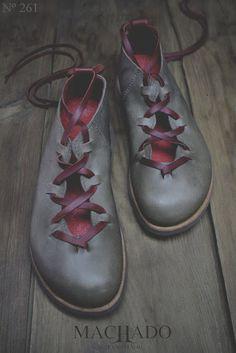 Machado handmade shoes these too
