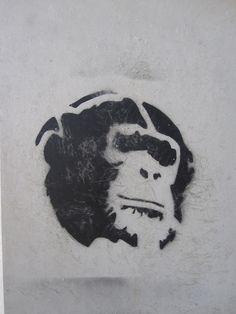 """Monkey Wrench"" - Street Art"
