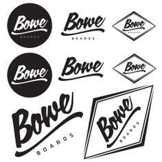 Bowe logo variants