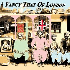 'Fancy that of London' by Ketna Patel Studio
