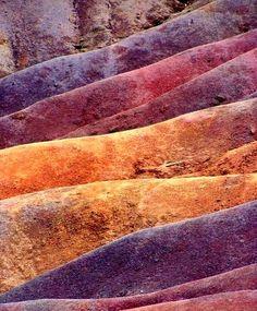 Шамарел: Най-цветните пясъчни дюни :: Пътешествия