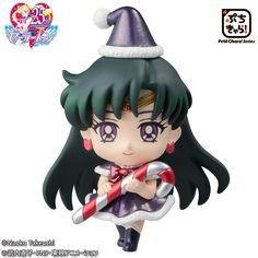 Sailor Moon Petit Chara - Outer senshi Christmas - Sailor Pluto