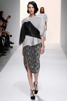 Chalayan Fall 2014 Ready-to-Wear Collection Photos - Vogue