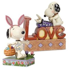 Snoopy™ Figurinesby Jim Shore $71.08