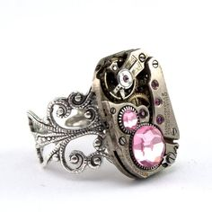 Steampunk Style by London Particulars - The Beading Gem's Journal