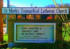 Flickr: The Clever Church Signs