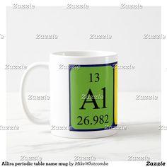 Yoshi periodic table name mug periodic table allira periodic table name mug urtaz Choice Image