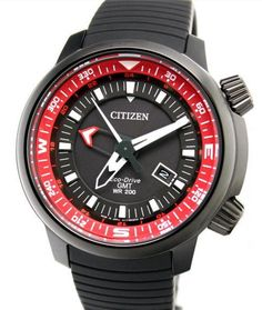 BEST QUALITY WATCHES - Citizen Eco Drive Promaster GMT BJ7086-06E, £159.99 (http://www.bestqualitywatches.co.uk/citizen-eco-drive-promaster-gmt-bj7086-06e/)
