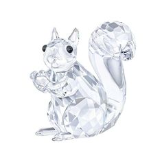 Swarovski Squirrel Figurine