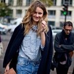 50 Denim Street Style Ideas
