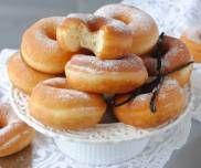Pączki z patelni - PrzyslijPrzepis.pl Cantaloupe, Fruit, Food, Essen, Meals, Yemek, Eten