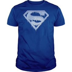 Superman Ice And Snow Logo