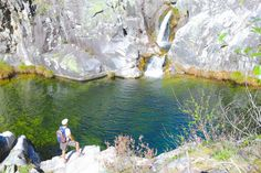 Portugal, Mountains, Travel, Outdoor, Waterfalls, Ponds, Travel Guide, Travel Tourism, Railings