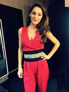 #annatatangelo indossa la #fascia #elesitalia #eles #belt